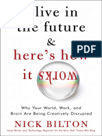 I Live in the Future and Here's How It Works by Nick Bilton - Excerpt
