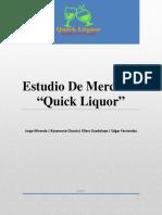 Estudio de Mercado-Quick Liquor