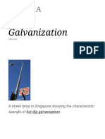 Galvan Ization