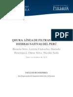 Informe Final Proyecto Filtrantes