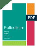 Fruticultura
