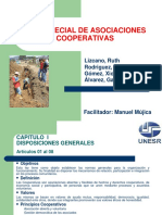Ley Especial de Asociaciones Cooperativas. Venezuela