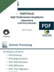 HPG - Portfolio de Tecnologias