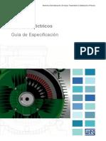 Motores Electricos Guia Especificacion
