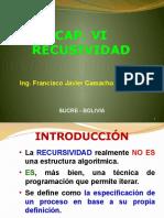 Recursividad de JavaScript (Capitulo 6)