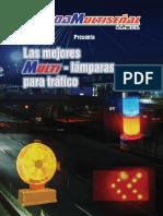 MODA MULTISENAL LAMPARAS PARA TRAFICO