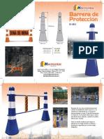 MULTISENAL BARRERAS BARRERA DE PROTECCION B 180