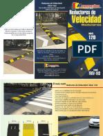 MULTISENAL REDUCTORES DE VELOCIDAD MODULARES MOD 120