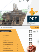 Chattisgarh July 2017