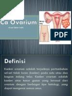 Arum Sekar Latih - CA Ovarium