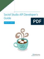 API Social Radian6