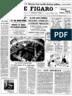 Le Figaro du 29 novembre 1972