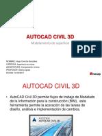 Autocad Civil 3d CALAMA