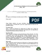 Relatorio de Atividades Federação-Upa - Versão Final