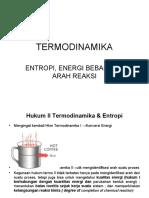 Termodinamika Entropi Dan Hk Kedua1