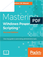 Mastering Windows PowerShell Scripting, 2nd Edition