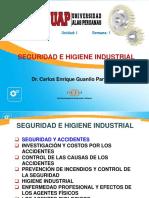 Seguridad Industrial Semana 1