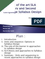 Curriculum Design Presentation1