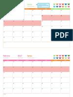 calendario - turnos