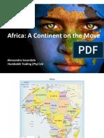 01 África – Un Continente en Movimiento