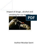 Impact of Drugs