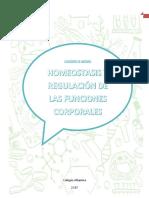 Dossier III Homeostasis, Renal, Sistema Endocrino (Final)