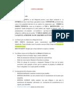 Conclusiones Obligaciones de Dar-2016-II Sesiones 7,8,9,10-2017 (Corregido)