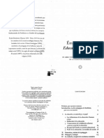 Emile Durkheim - Educacion y Sociologia La Educacion Su Naturaleza y Su Papel