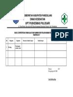 4.2.5 EP 1,2,3 Identifikasi Masalah, Analisis, Rencana Tindak Lanjut