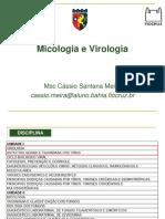 Aula 01 - Virologia
