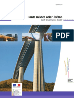 Ponts Mixtes Acier - Beton - Guide de Conception Durable