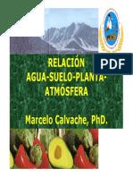 Relacion Suelo Planta Atmosfera