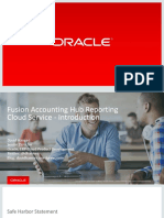 Fusion Accounting Hub for EBS