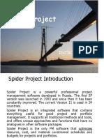 Spider Intro 2017