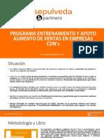 POWER PITCH Para Aumentar Ventas Empresas CDN (01 Septiembre)