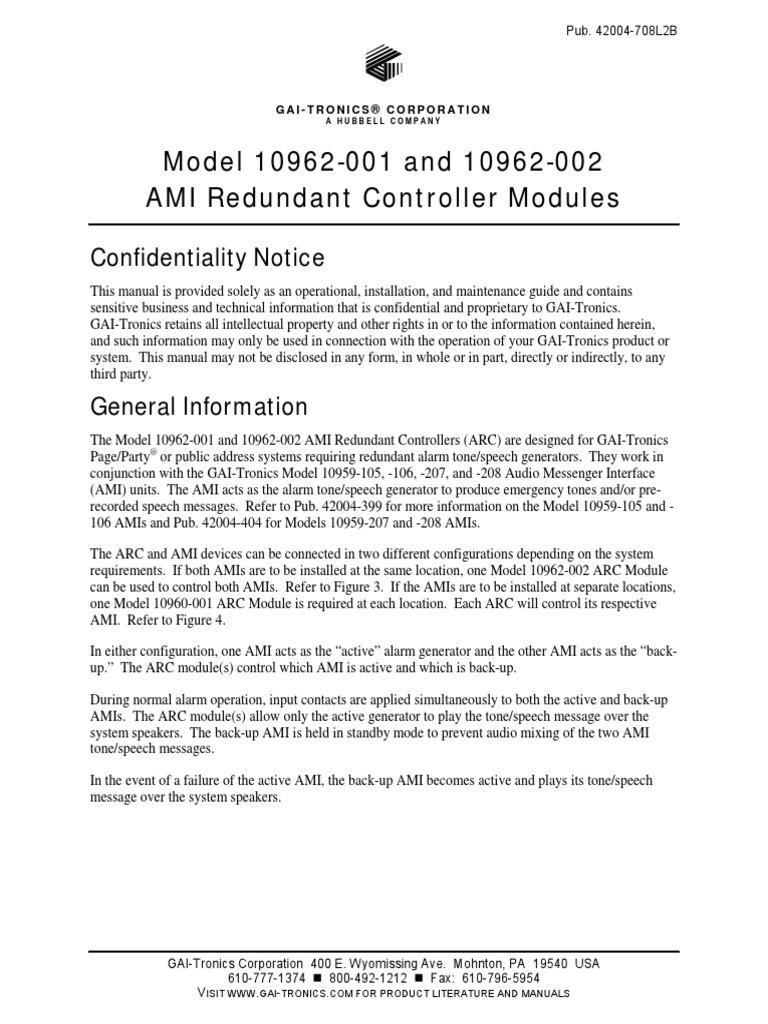 42004-708L2B.pdf | Power Supply | Electronics on