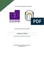 Tesina_Historia de La Prótesis_Dra. Maria Yolanda Rodriguez Martin