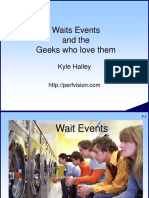 Waits Events
