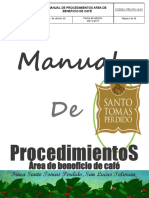 Manual de Beneficio Santa Teresa 23112017