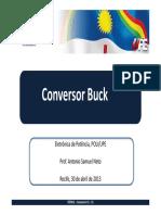 Conversor Buck (1)