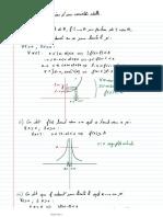 Fonctions d Une Variable Réelle 1