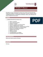 Microsoft Project Basico