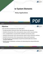 PJM - Relay Applications