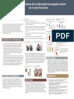 Poster Factores y Tratamientos de La Enfermedad Del Manguito rotador