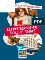 Les Résidences FJT Paris