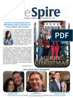 The Spire Newsletter, December 19, 2017