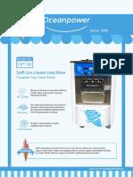 Oceanpower_OP130_Datasheet