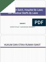2017 Hukum Sesi 12 Rima Pelayanan Kesehatan Hubungan Hukum Antara Provide Pasien