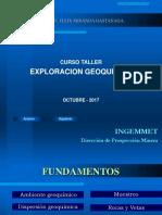 EXPLORACION GEOQUIMICA  UNMSM.ppt