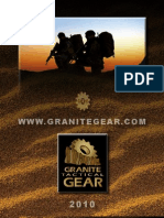 Granite Tactical Gear 2010 Catalog